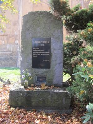 Sedlec-pomník
