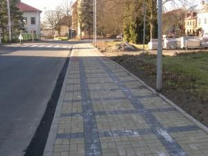 chodnik-konecna podoba