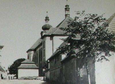 Kaple na počátku 20. století